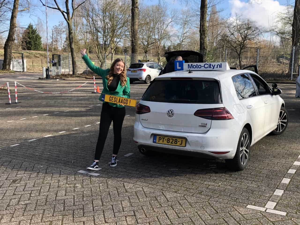 Autorijles in Rotterdam
